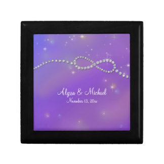 Infinity Symbol Gift Boxes Keepsake Boxes Zazzle
