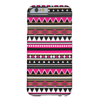 Pink iPhone 6 case - Aztec Pattern iPhone 6 Case