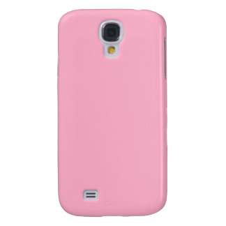 Pink iPhone Cases (Pastel) Samsung Galaxy S4 Covers