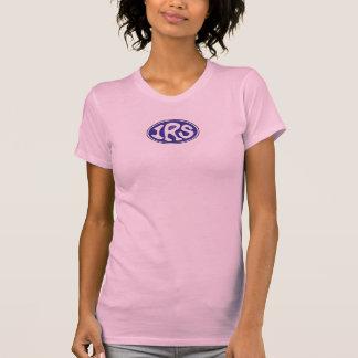 Pink IRS logo T-Shirt