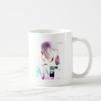 Pink is always good coffee mugs