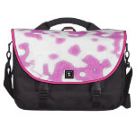 pink is not a color its an attitude commuter bags