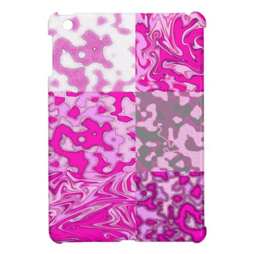 pink is not a color its an attitude case for iPad mini