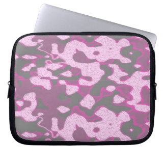 pink is not a color its an attitude laptop sleeve