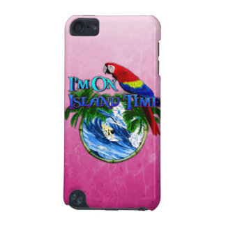 Pink Island Time Surfing iPod Touch 5G Case