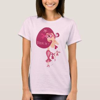 Pink it Pink Ribbon T-Shirt