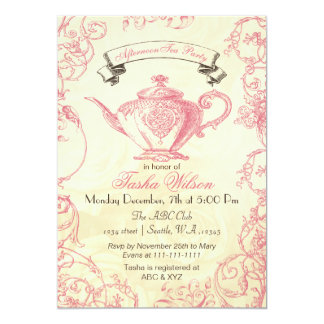 Pink Baby Shower Invites as perfect invitation sample