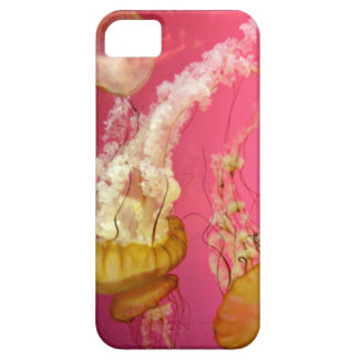 Pink Jellyfish iPhone Case iPhone 5 Covers