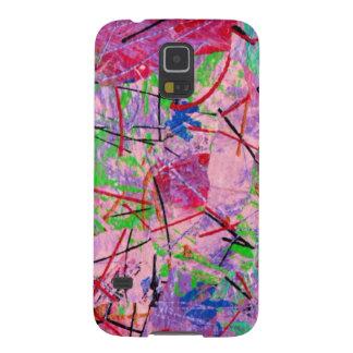 Pink Jive Galaxy S5 Case