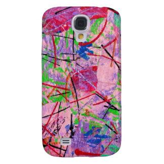 Pink Jive Samsung Galaxy S4 Cover