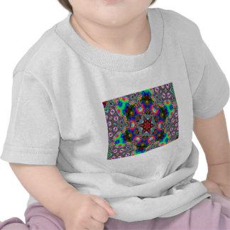 Pink Kaleidiscope Shirt