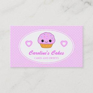 Kawaii Business Cards Zazzle