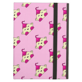 Pink Kawaii Tickle Monster Cover For iPad Air