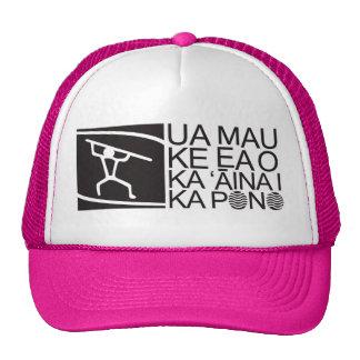 Pink Keawe Adventures Hat