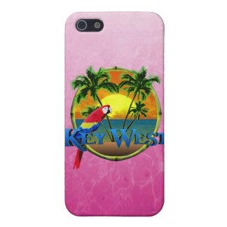 Pink Key West Sunset Cover For iPhone SE/5/5s