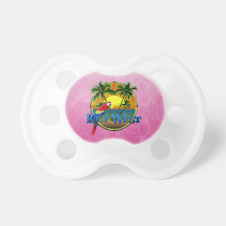Pink Key West Sunset Pacifier