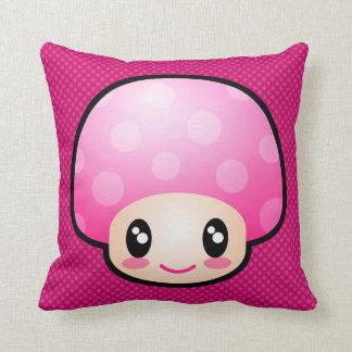 Pink Kinoko Pillow