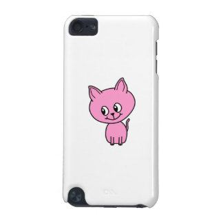 Pink Kitten. iPod Touch (5th Generation) Cases