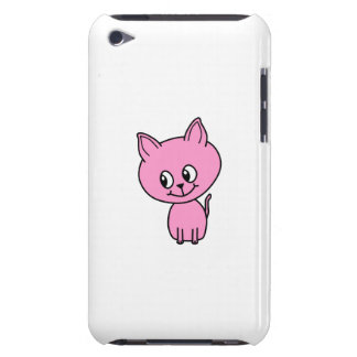 Pink Kitten. Barely There iPod Case