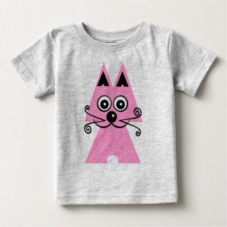 Pink Kitty Baby T-Shirt