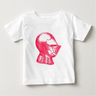 Pink Knight Medieval Armor Helmet Knights Baby T-Shirt