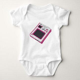 Pink Korg Kaosillator Synthesizer T-shirt