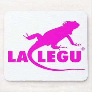 Pink La Legu Mousepad
