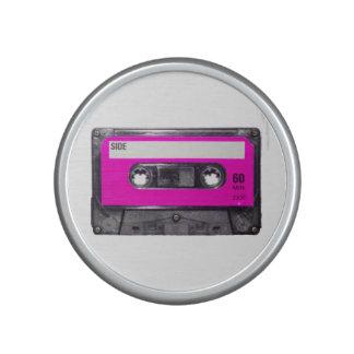 Pink Label Cassette Bluetooth Speaker