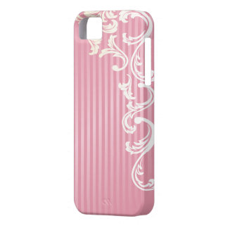 Pink Lace iPhone SE/5/5s Case