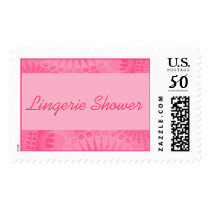 Pink Lace Postage