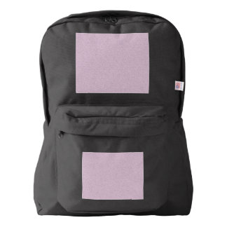 Pink Lace Star Dust American Apparel™ Backpack