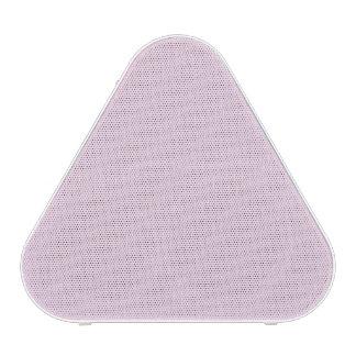 Pink Lace Star Dust Bluetooth Speaker