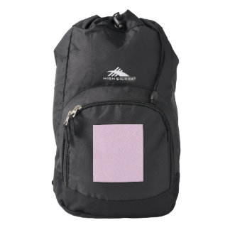 Pink Lace Star Dust High Sierra Backpack