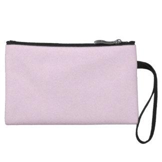 Pink Lace Star Dust Wristlet Wallet