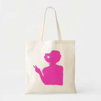 Pink lady bag