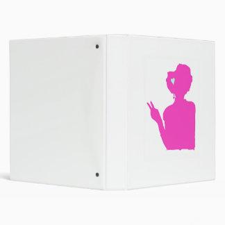 Pink Lady Binder