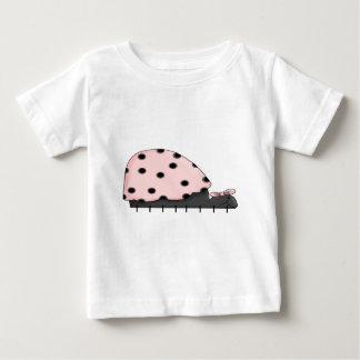 Pink Lady Bug IV T-shirt