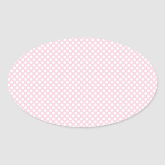 Pink Lady Collection Oval Sticker