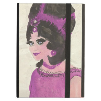 Pink Lady Cover For iPad Air