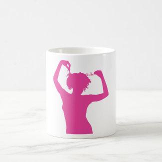 Pink Lady Mug