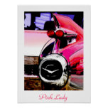 Pink Lady Posters