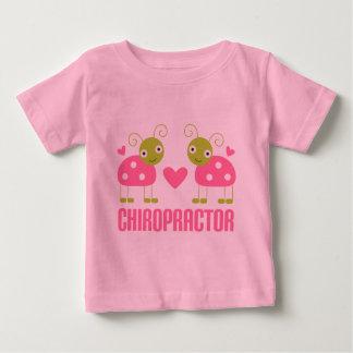 Pink Ladybug Chiropractor Gift Baby T-Shirt