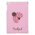 Pink Ladybug Cover For The iPad Mini