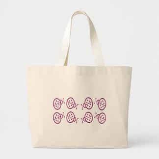 Pink Ladybugs Bag