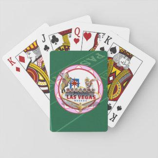 Pink Las Vegas Poker Chip Poker Cards
