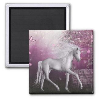 pink last unicorn fridge magnets