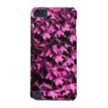 Pink Leaves  iPod Touch (5th Generation) Covers