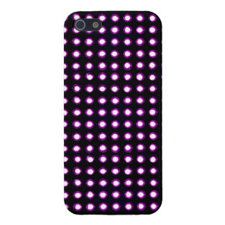 pink Led light iPhone 5/5S Cases
