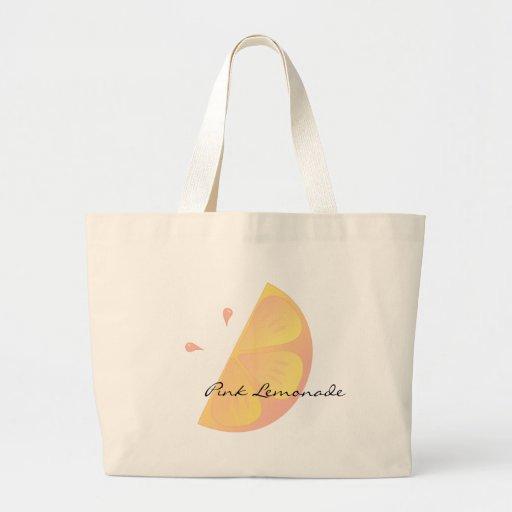 Pink Lemon Bag