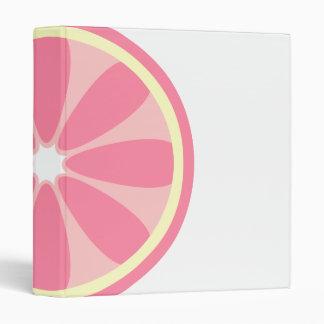 Pink Lemon Binder